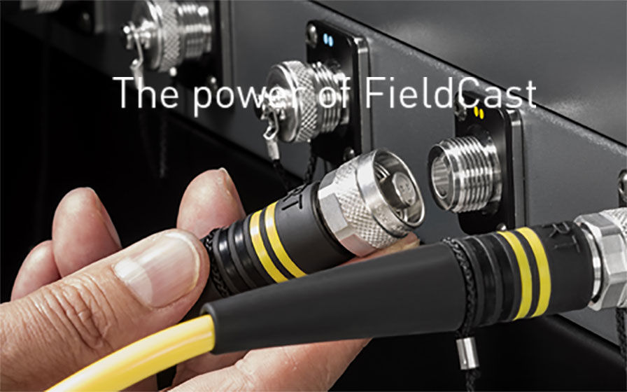 The power of fieldcast