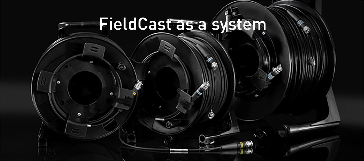 FieldCast as a System